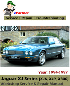 jaguar x300 workshop manual download