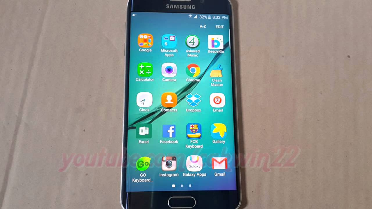 how to manually update apps samsung galaxy