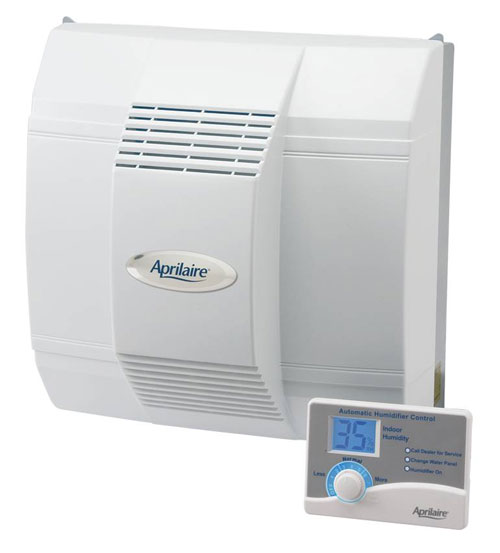 aprilaire model 600a whole-house humidifier installation manual