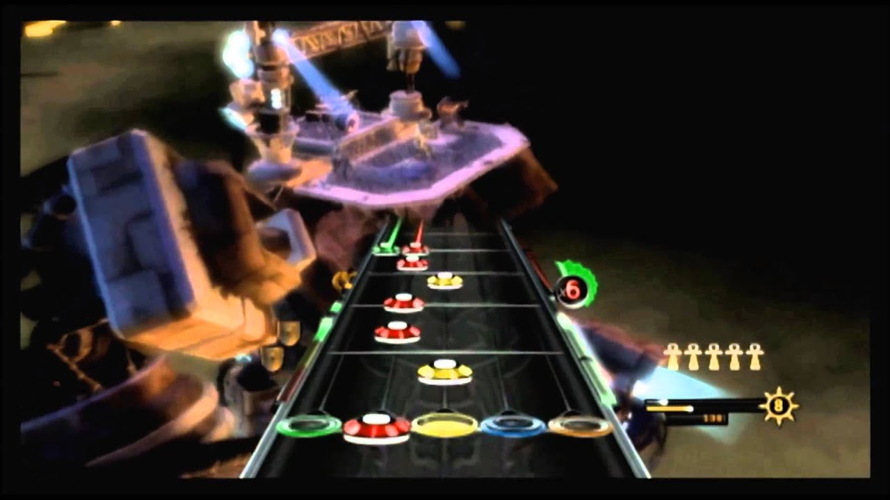 wii guitar hero manual download