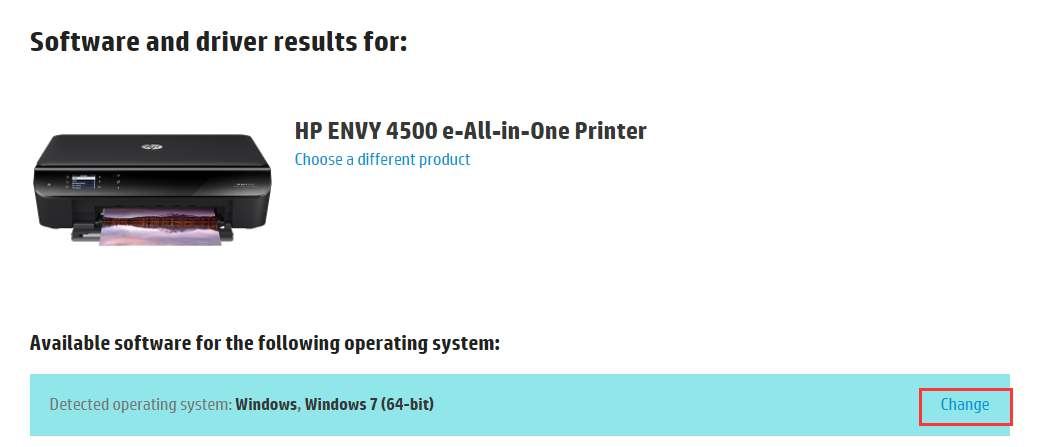hp envy 4500 manual scan to computer