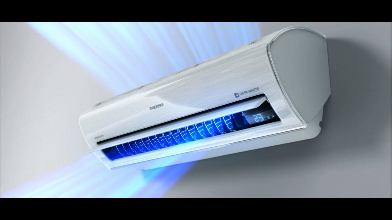 samsung triangle air conditioner manual